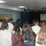 Un día con estudiantes del IES Jarifa de Cártama