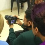 Silencio, se rueda: personas refugiadas hacen cine en Torre del Mar