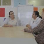 Dinamizadoras comunitarias: mujeres que rompen fronteras