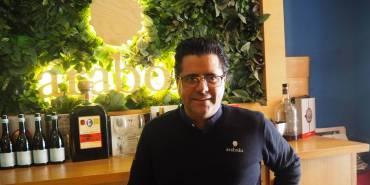 Conocemos a Antonio Fernández, de Araboka, restaurante colaborador de Málaga Acoge