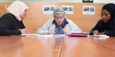 «Cada palabra es una historia»: así son las clases de español en Málaga Acoge