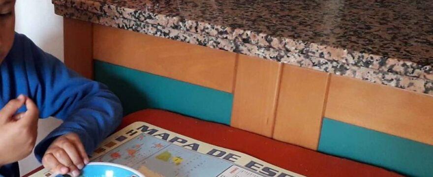 Con Educo garantizamos la alimentación de niños y niñas en Antequera