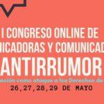 Ven al I Congreso de Comunicadoras y Comunicadores Antirrumor