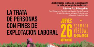 La explotación laboral centra nuestras IV Jornadas sobre trata de Antequera