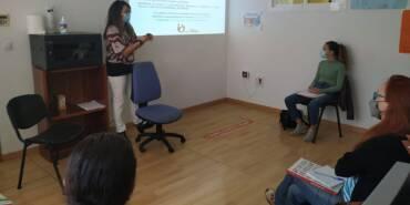Salud sexual y prevención de violencia centran un encuentro de mujeres en La Axarquía
