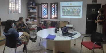 Colaboramos con la Diputación en crear una red de mujeres contra las violencias machistas