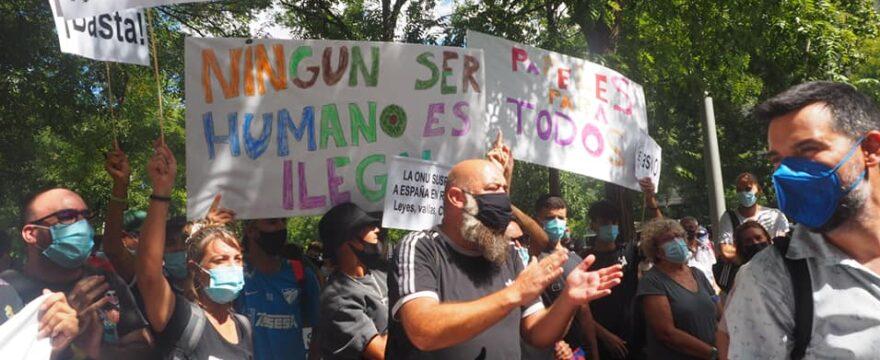 Reclamamos junto a nuestros chavales la #ReformaReglamentoExtranjeríaYa: su derecho a un futuro