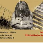Nos vamos a Madrid a reclamar #ReformaReglamentoExtranjeríaYa