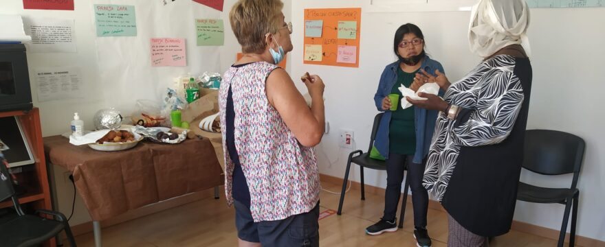 Mujeres de Torre del Mar se forman en prevención de violencias machistas