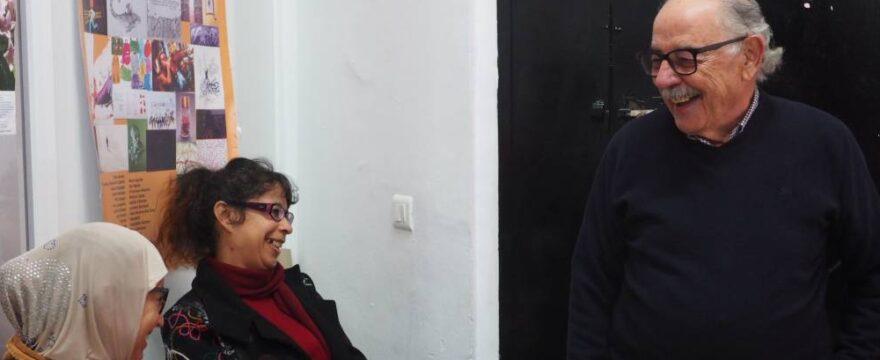 Merecido reconocimiento a un gran profesor de español